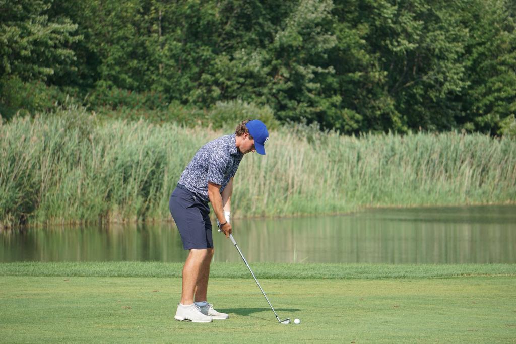 Alexis Clément en FINALE face à Loïck Laramée au club Elm Ridge au  championnat Parties par Trous masculin de Golf Québec… – Association  Régionale des Cantons de l'Est