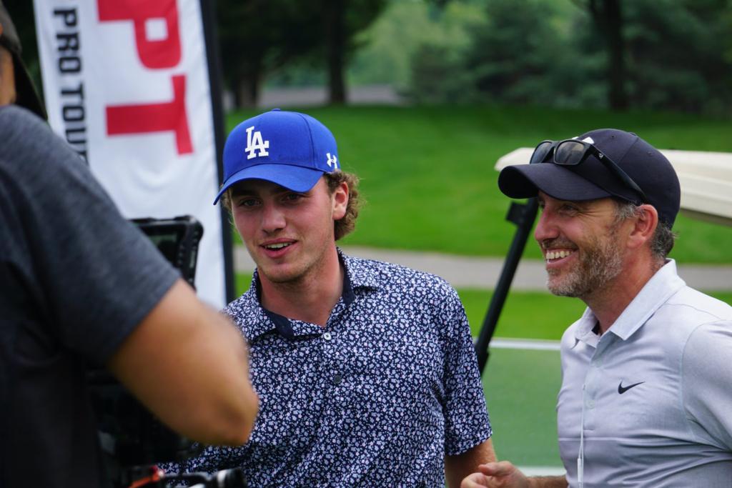 Alexis Clément le golfeur Amateur et Junior de 2020 à l'ARGCE… –  Association Régionale des Cantons de l'Est