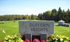 Championnat féminin Amateur, Senior et Super Senior @ Dufferin Heights Country Club | Stanstead | Québec | Canada