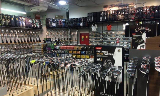 Année Covid: la manne pour la vente d'équipements de golf chez LIQUIDAGOLF  Sherbrooke et Québec – Association Régionale des Cantons de l'Est